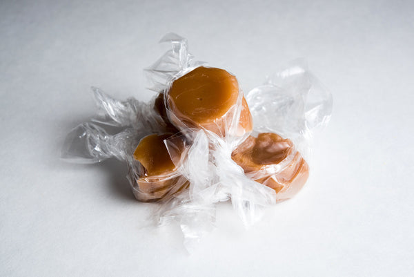 Sea Salt Flavored Caramels