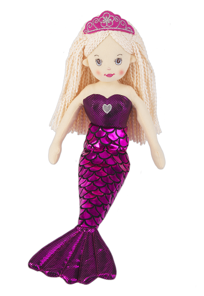 Shimmer Cove Mermaid-Shelly
