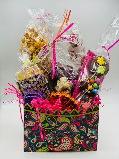 Mother's Day Sweeter Treat Basket