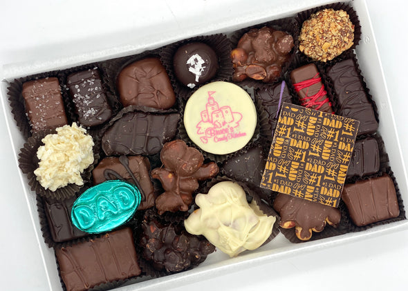 Father's Day Assorted Chocolate Box