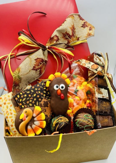 Small Thanksgiving Box