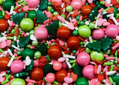 Christmas Whimsy Sprinkle Mix