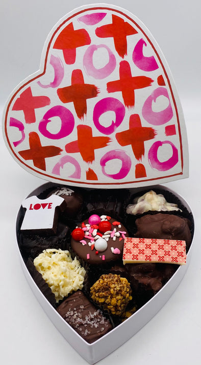 XOXO Heart Box