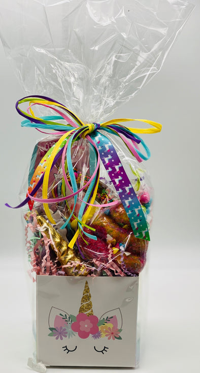 Unicorn Treat Basket