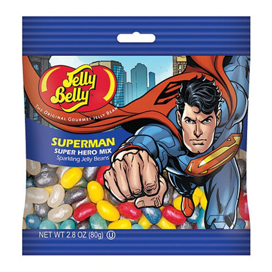 Jelly Belly Superman 2.80z Bag