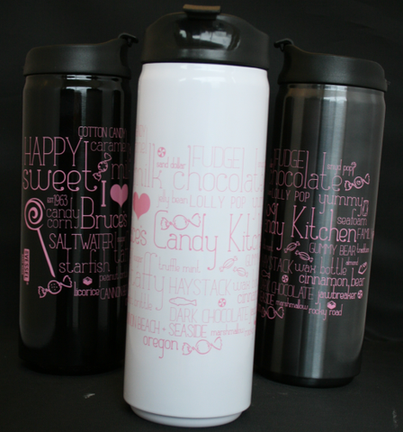 Sweet Memories Stainless Steel Tumbler