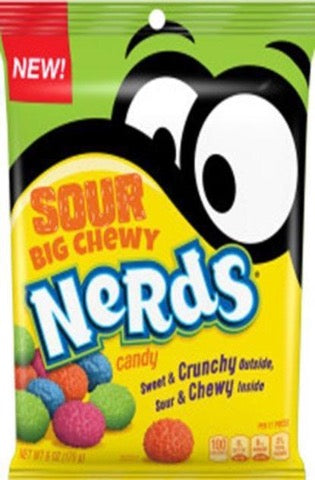 Nerds Sour Big Chewy 6oz Bag