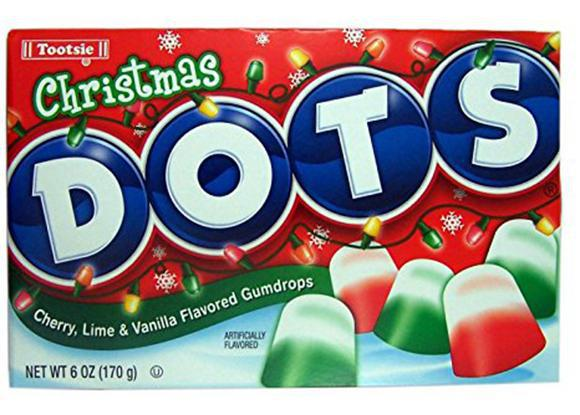 Christmas Dots Theater Box