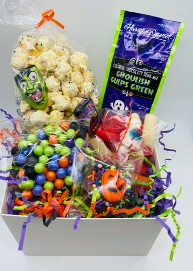 Small Halloween Box