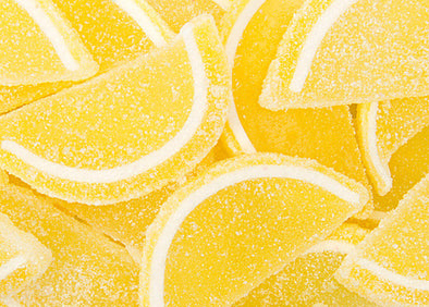 Fruit Slices Lemon