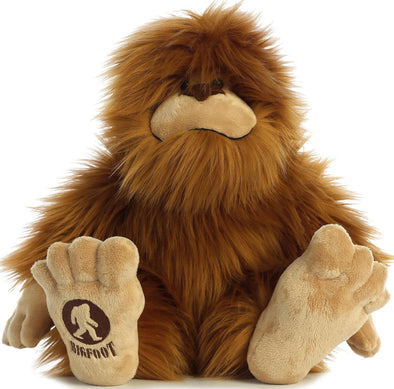 Big Foot Stuffed Animal