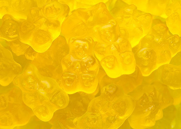 Mighty Mango Gummi Bears