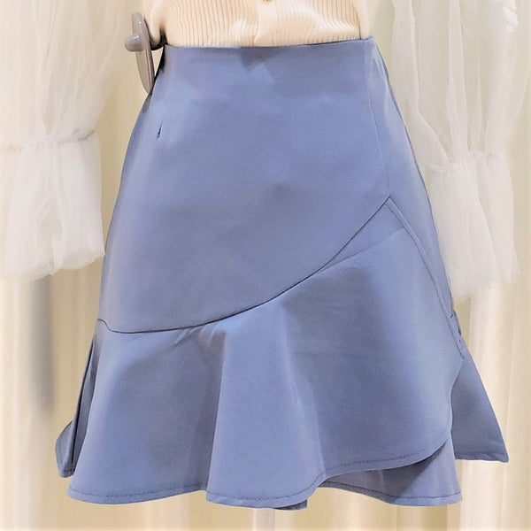 Asymmetrical A-Line Skirt