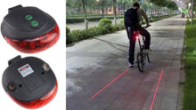 Load image into Gallery viewer, Bicycle LED Lane Indicator Back Light with flashing function - Awesome Imports - 1