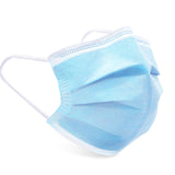 Disposable Protective 3-layer Breathable Medical Face Mask - Box of 50