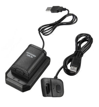 Load image into Gallery viewer, Play & Charge Kit Battery Pack 3 in 1 for XBOX 360