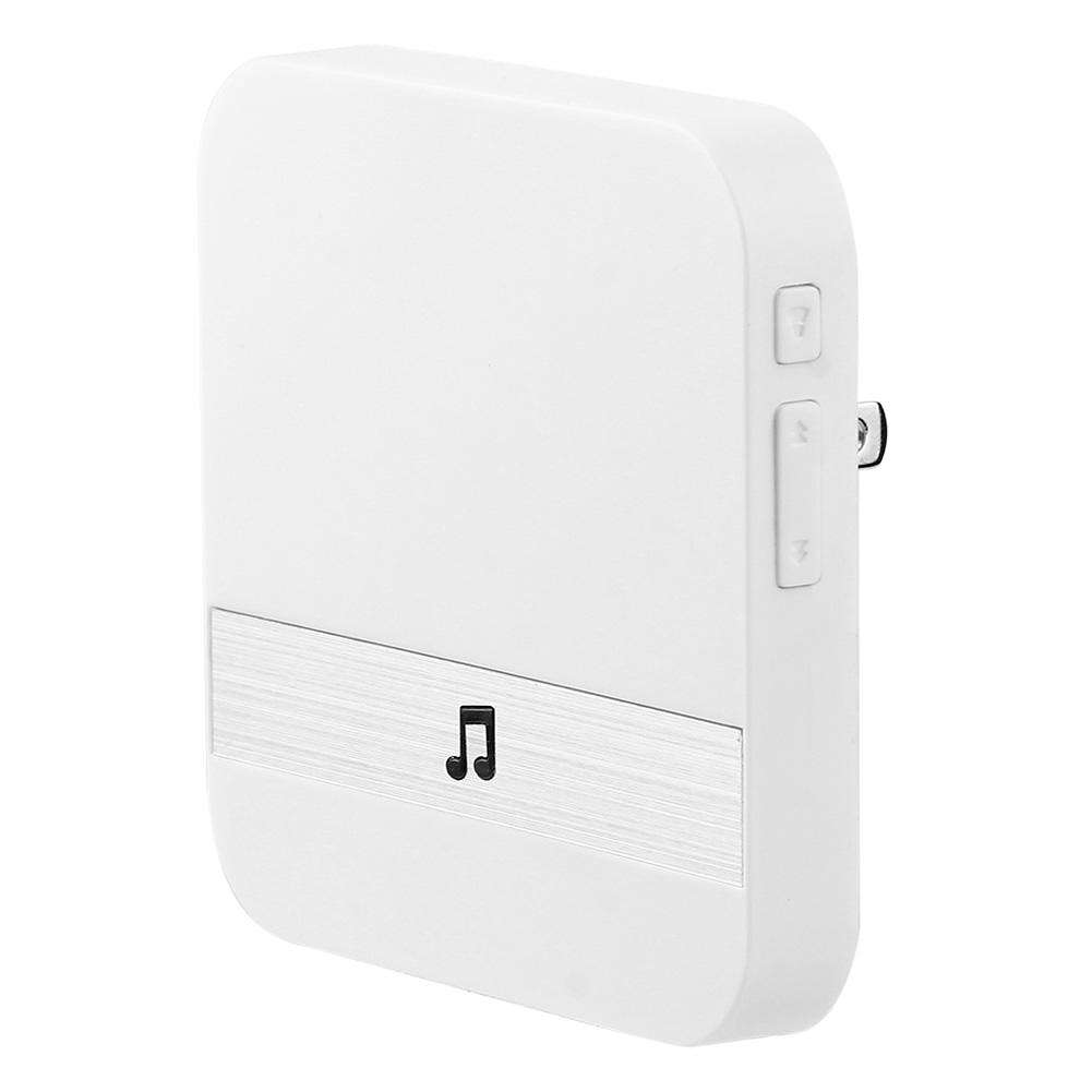 Anytek Chime Doorbell Receiver for Wireless WiFi Camera Doorbell (EU Plug)