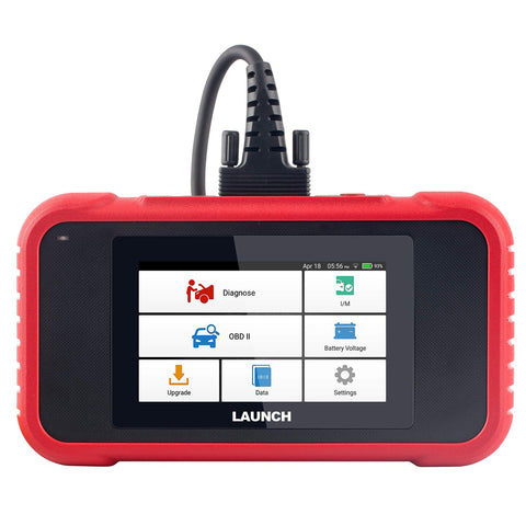 Launch Creader CRP123E OBD ECU ABS SRS Diagnostic Scanner (Parallel Import)
