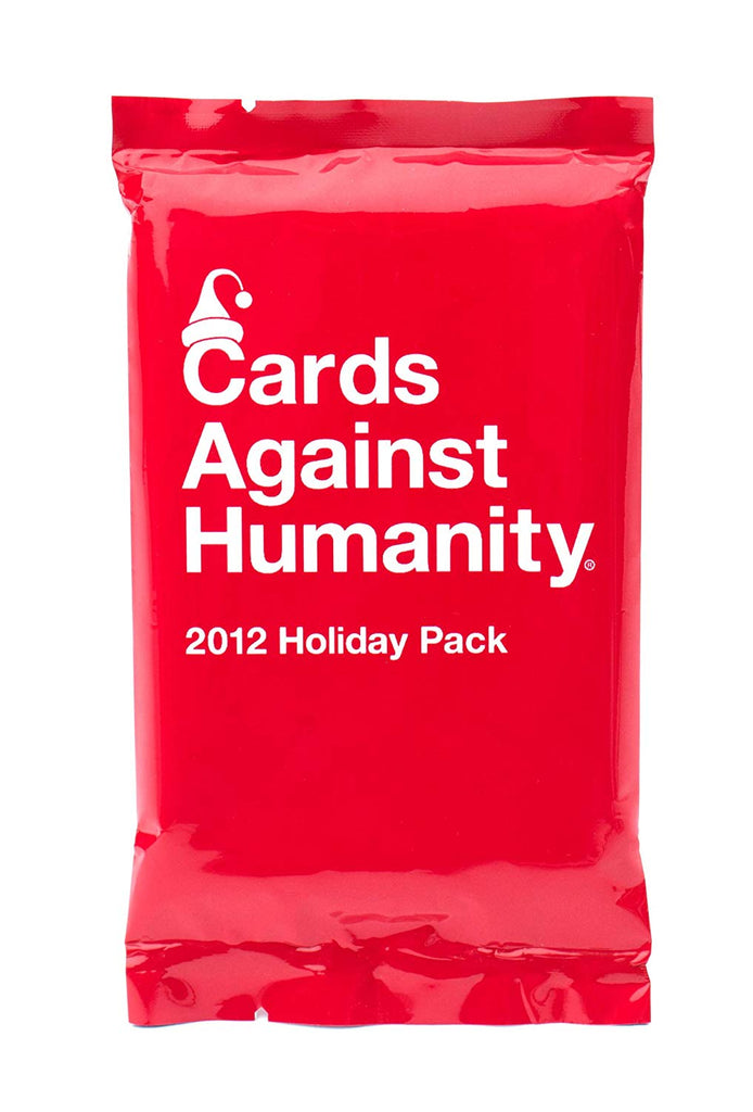 2012 Holiday Pack Cards Against Humanity