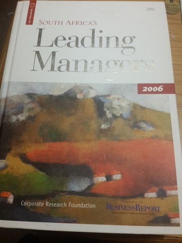 South Africa's Leading Managers 2006 - Awesome Imports