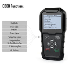 Load image into Gallery viewer, OBDPROG MT201 PRO:OIL RESET+ EPB + OBDII Diagnostic Machine