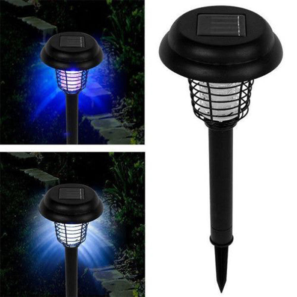 Solar Powered Garden Light & Bug / Insect Zapper Repellent - Awesome Imports - 3