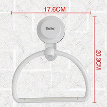 Load image into Gallery viewer, Bathlux Single Towel Rack With Suction Cup
