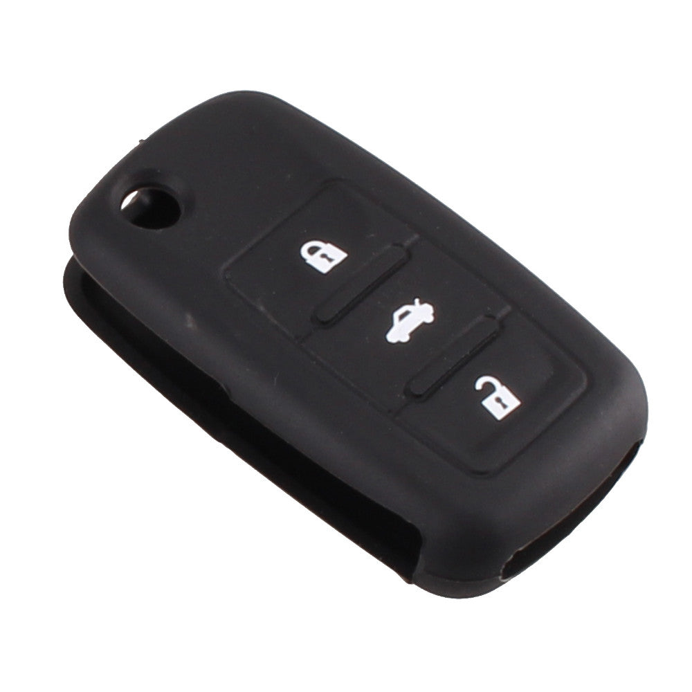 3 Button Silicone Key Cover for VW
