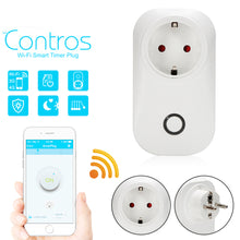 Load image into Gallery viewer, Sonoff S20 WiFi Smart EU Power Socket