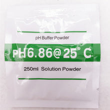 Load image into Gallery viewer, PH Buffer Powder for PH Test Meter Measure Calibration