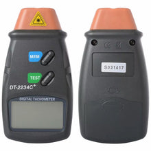 Load image into Gallery viewer, Dt-2234C+ Digital Optical Tachometer