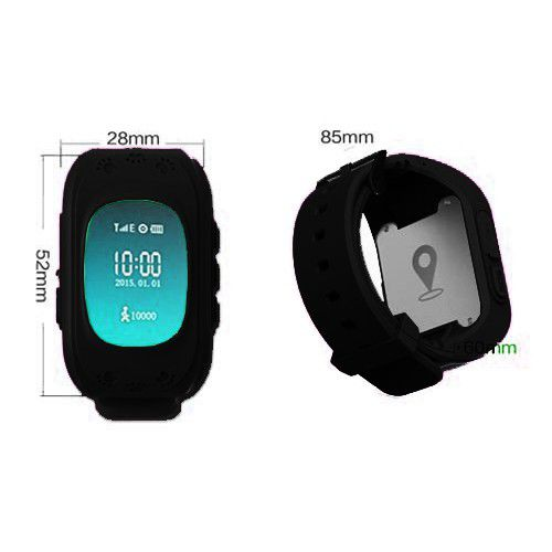 Q50 Kids GPS Tracker Smart Watch