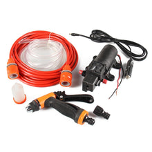 Load image into Gallery viewer, 12V Electric Pump Car Washer