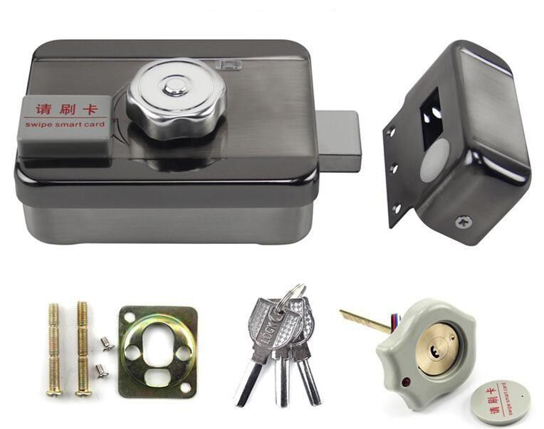 Electronic Door and Gate Lock Kit