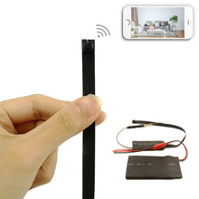 Load image into Gallery viewer, Techme K-102 Micro WiFi Real Time Spy Camera with Battery Supply