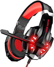Load image into Gallery viewer, Kotion G9000 Gaming Headphones with Mic