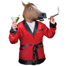 Load image into Gallery viewer, Horse Latex Mask - Awesome Imports - 2
