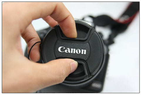 Lens Cap 62mm - Awesome Imports