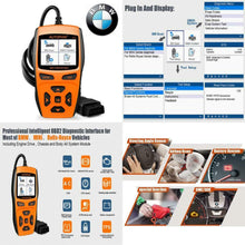 Load image into Gallery viewer, Autophix 7810 Car Diagnostic Scanner for BMW & OBD2 Systems - ABS, Airbags, A/T & other controls