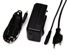 Load image into Gallery viewer, Car & Desktop Battery Charger for Nikon EN-EL14