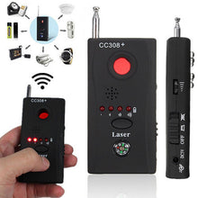Load image into Gallery viewer, CC308 + Full Range Anti Spy Camera Eavesdropping Multi Detector
