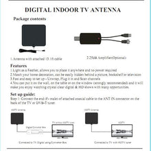 Load image into Gallery viewer, CJH-118A Television HDTV Antenna ATSC Receiver with dvb-t2