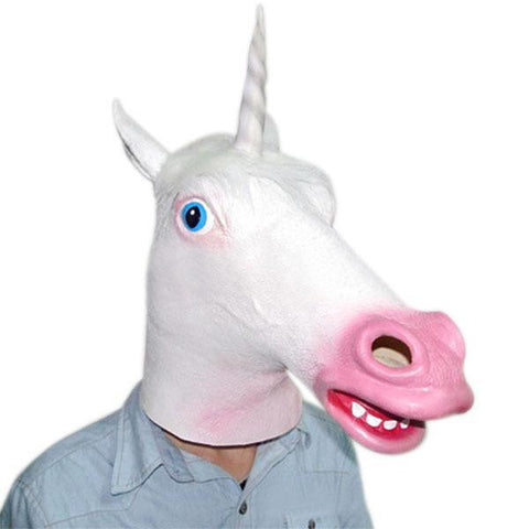 Magical Unicorn Mask - Awesome Imports