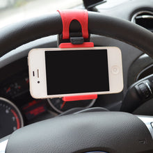 Load image into Gallery viewer, Steering Wheel Cellphone Holder - Awesome Imports