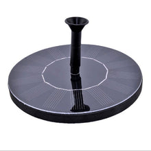 Load image into Gallery viewer, Mihuis 7V Solar Powered Fountain Pump