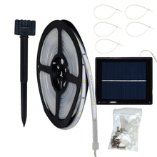 Load image into Gallery viewer, Mihuis Solar LED Waterproof  Strip Light - 1M