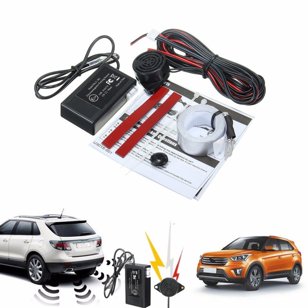 Electromagnetic Reverse Parking Sensor Kit