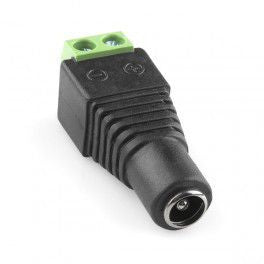 OEM CCTV DC Female Jack Converter Adapter Power Connector