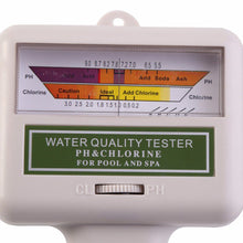 Load image into Gallery viewer, Calibeur PC-101 Portable Water Quality PH CL2 Chlorine Tester for Pool & SPA
