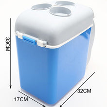 Load image into Gallery viewer, Portable Car Refrigerator Cooler & Warmer